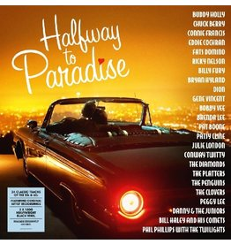 Various - Halfway To Paradise: 24 Hit Singles From The '50s and '60s
