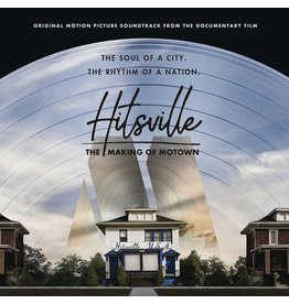 Various - Hitsville: The Making of Motown (Motown's Greatest Hits)