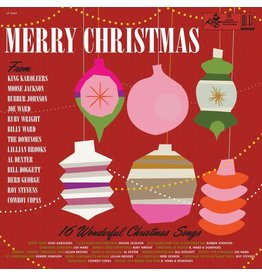 Various - Merry Christmas From King Records (Record Store Day)