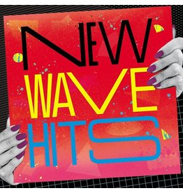 Various - New Wave Hits (Pink Vinyl)