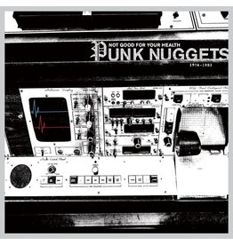 Various - Not Good For Your Health: Punk Nuggets (1974-1982) [White Vinyl]