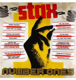 Various - Stax Number Ones