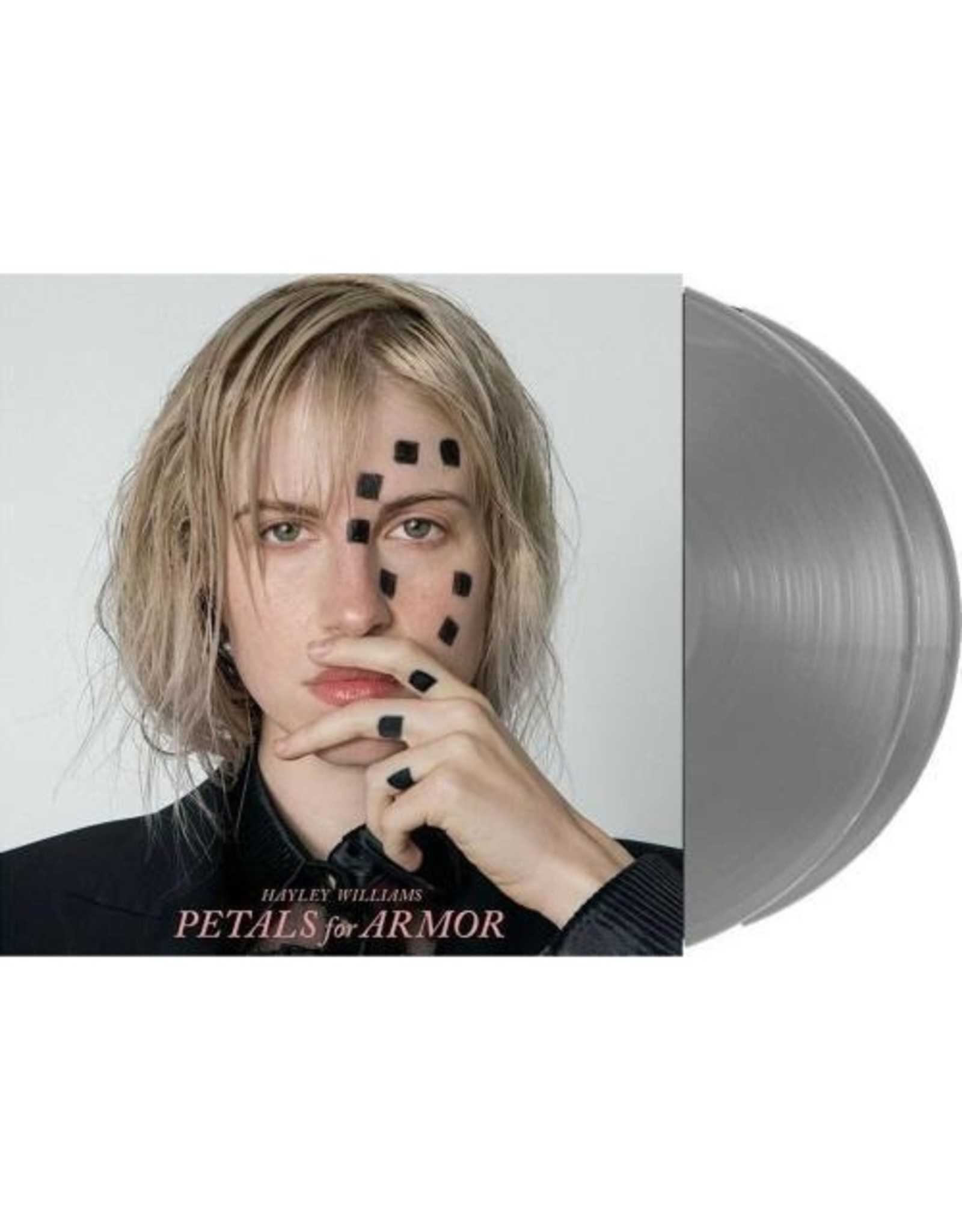 Hayley Williams - Petals For Armor (Exclusive Silver Grey Vinyl)