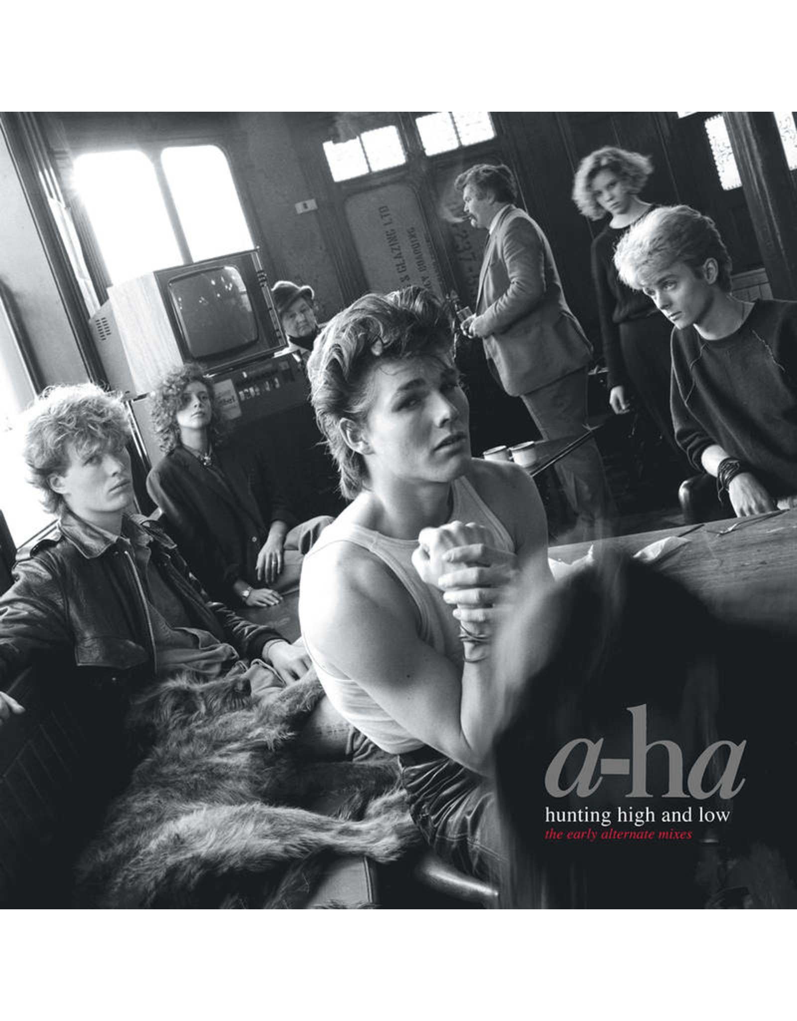 a-ha - Hunting High & Low (Early Alternate Mixes) [Record Store Day]