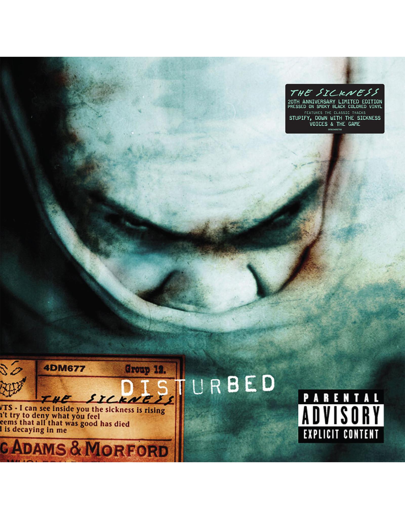 Disturbed - The Sickness (Smoky Black Vinyl)