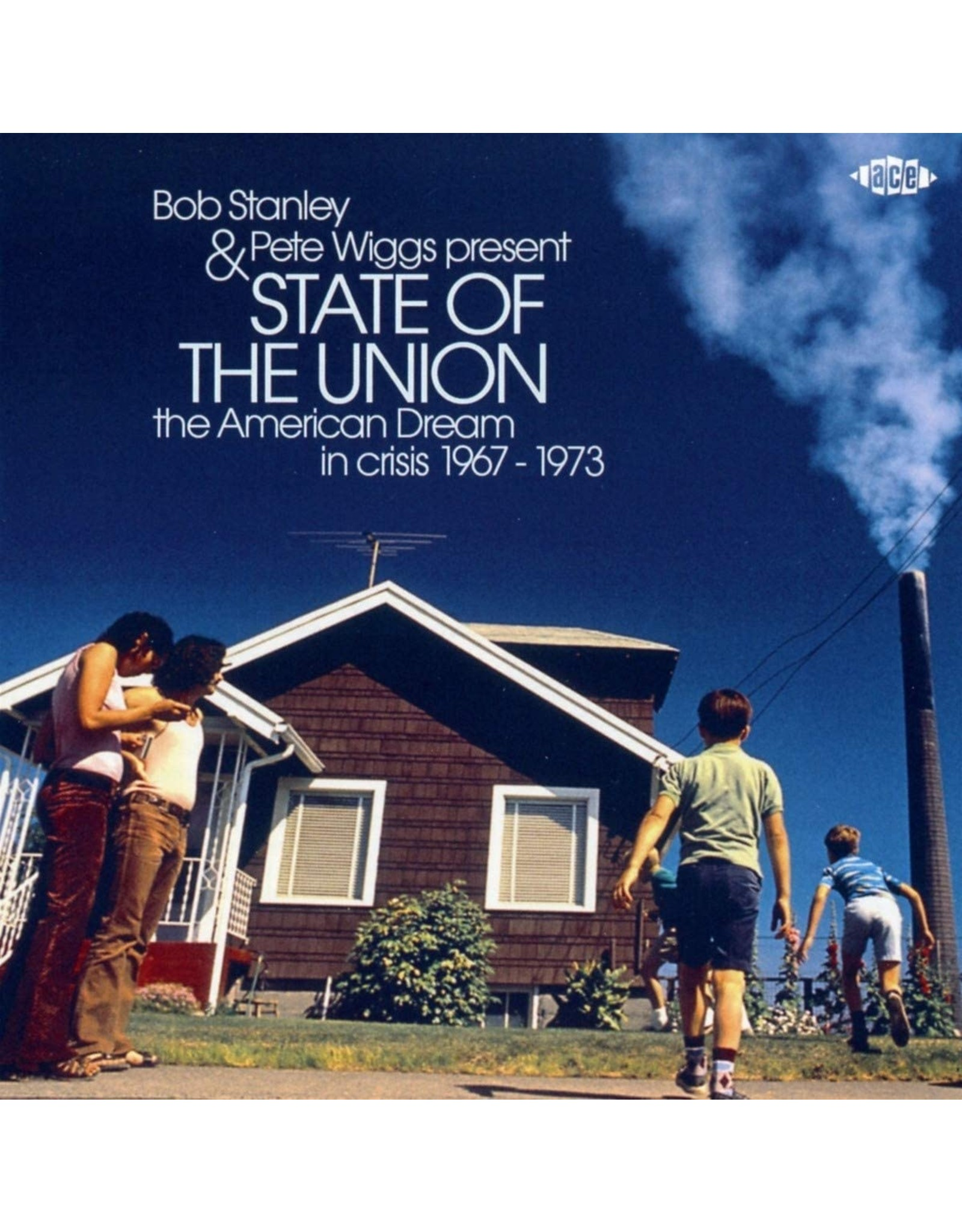 Various - Bob Stanley & Pete Wiggs present State Of The Union