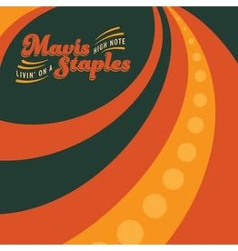 Mavis Staples - Livin On A High Note