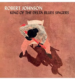 Robert Johnson - King Of The Delta Blues Singers (Turquoise Vinyl)