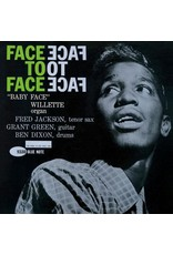 Baby Face Willette - Face To Face (Blue Note Tone Poet)