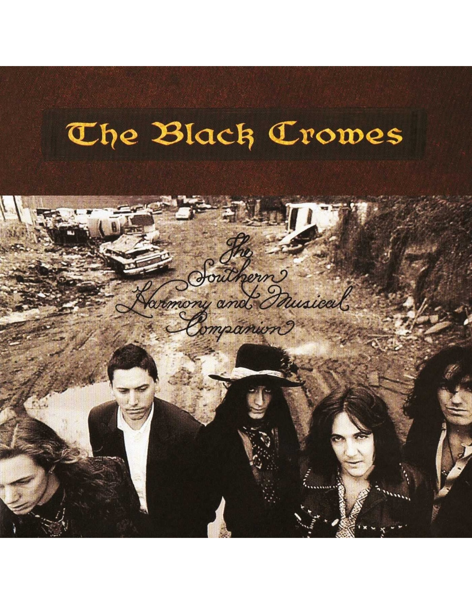 Black Crowes - The Southern Harmony & Musical Companion