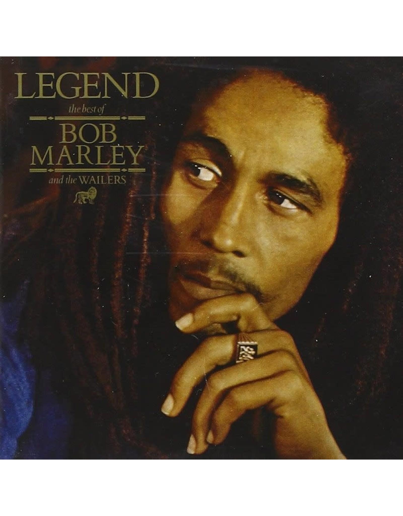 Bob Marley & The Wailers - Legend (Best Of)