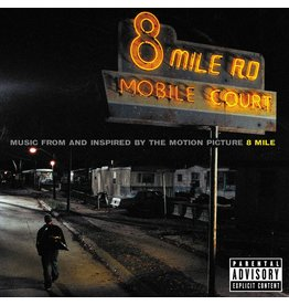 Various / Eminem - 8 Mile Soundtrack