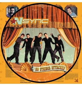 *NSYNC - No Strings Attached (20th Anniversary Picture Disc)