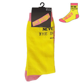Sex Pistols / Never Mind The Bollocks Socks