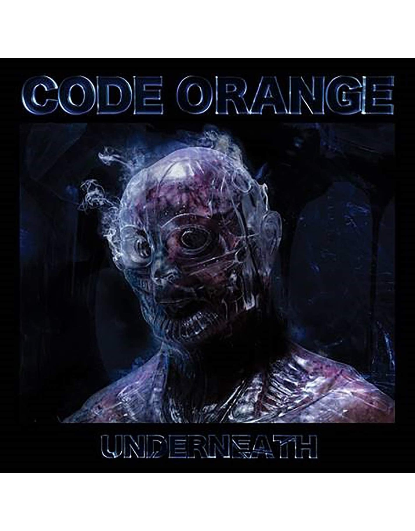 Code Orange - Underneath (Translucent Galaxy Vinyl)