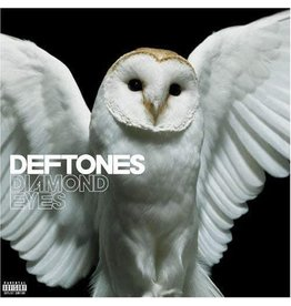 Deftones - Diamond Eyes (White Vinyl)