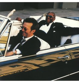 B.B. King and Eric Clapton - Riding With The King (Exclusive Blue Vinyl)