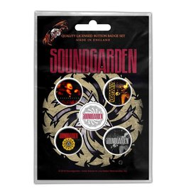 Soundgarden / Classic Albums Button Pack