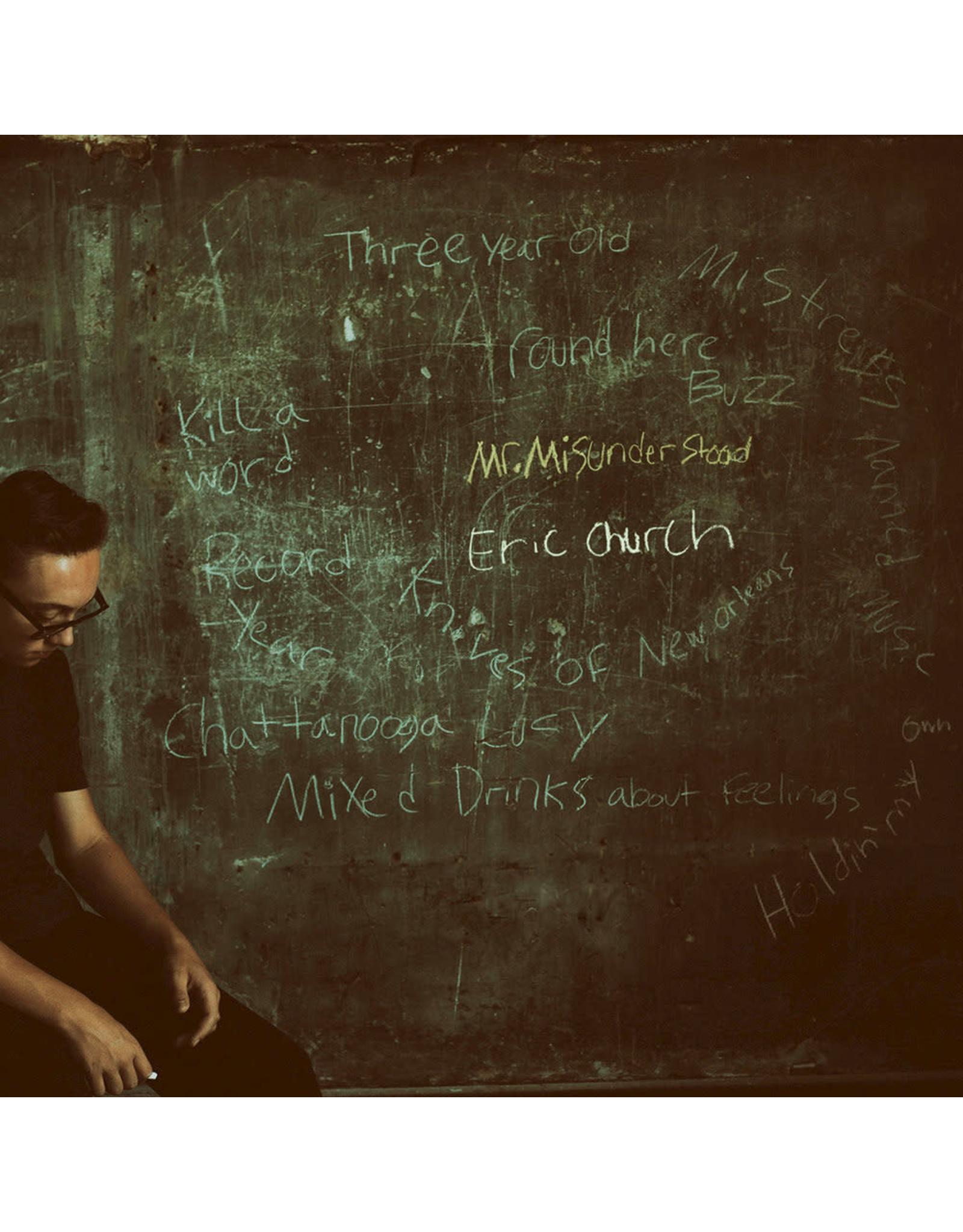 Eric Church - Mr. Misunderstood (Red Vinyl)