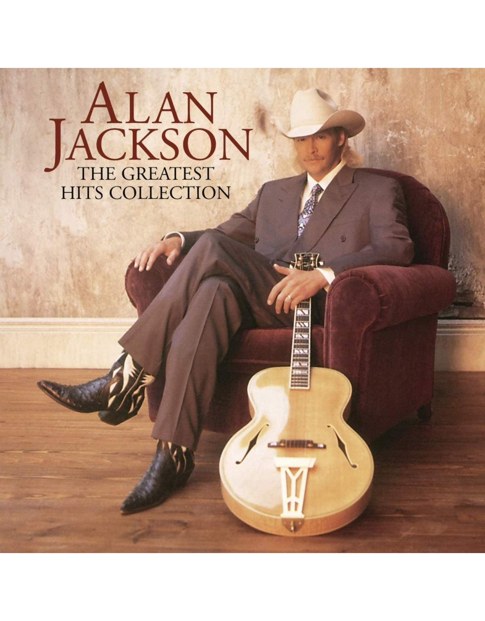 Alan Jackson - Greatest Hits Collection