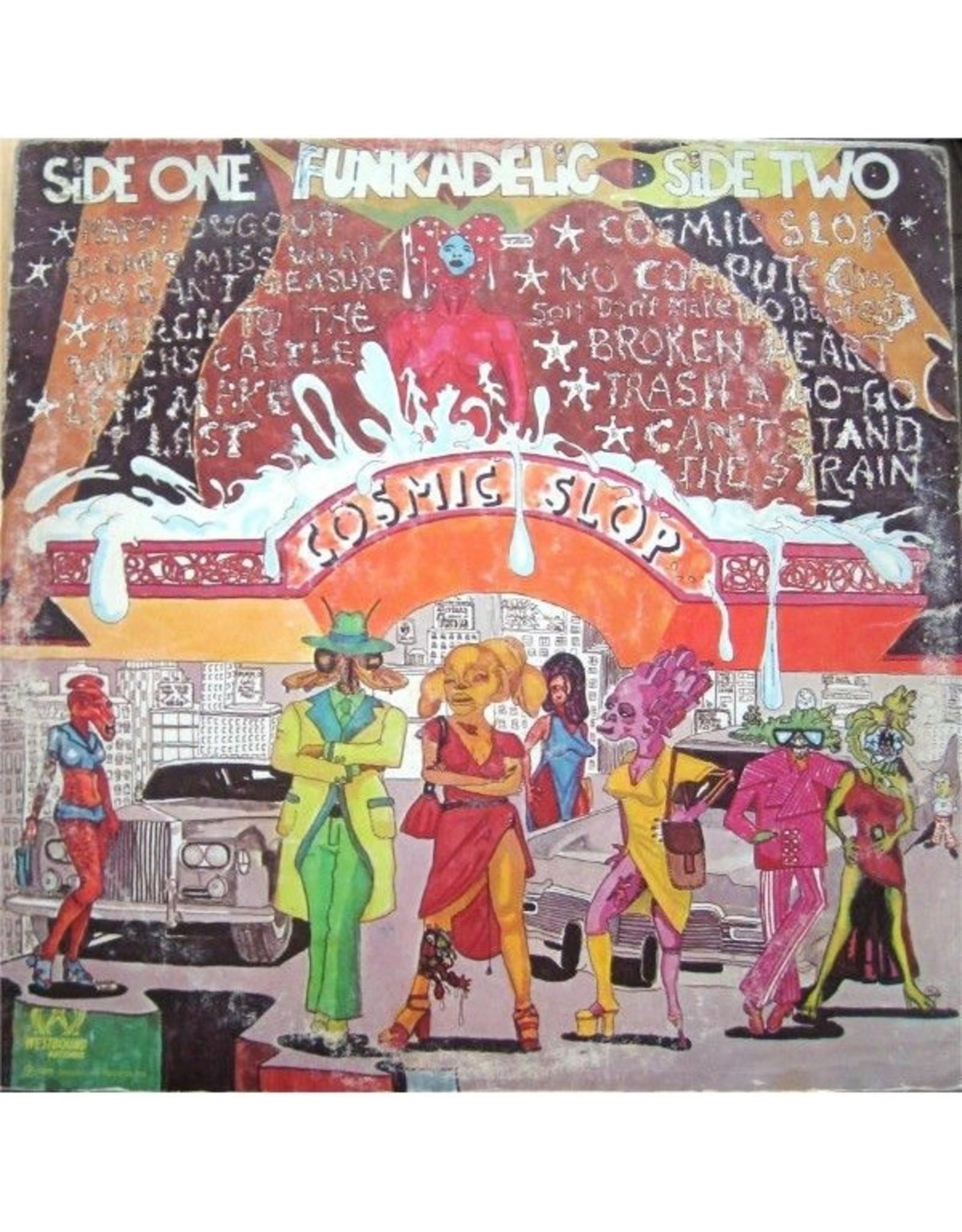 Funkadelic - Cosmic Slop (Gold Vinyl)
