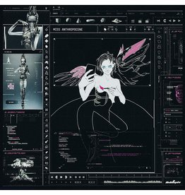 Grimes - Miss Anthropocene (Exclusive Pink Vinyl)