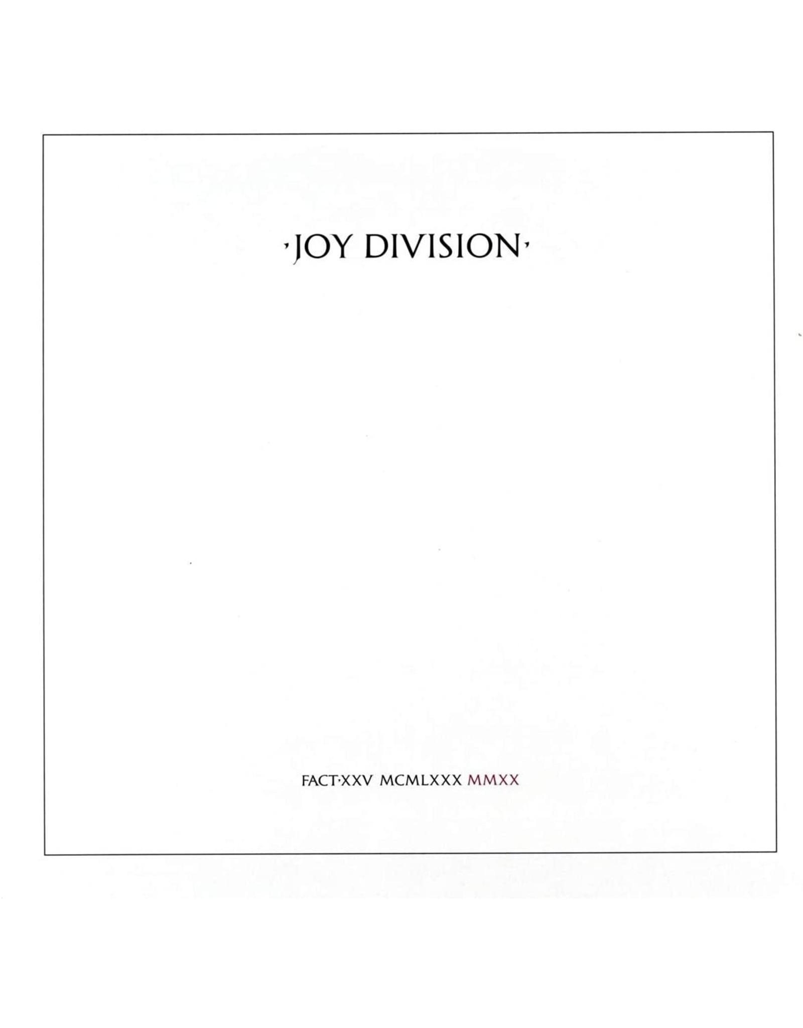 Joy Division - Closer (40th Anniversary Crystal Clear Vinyl)