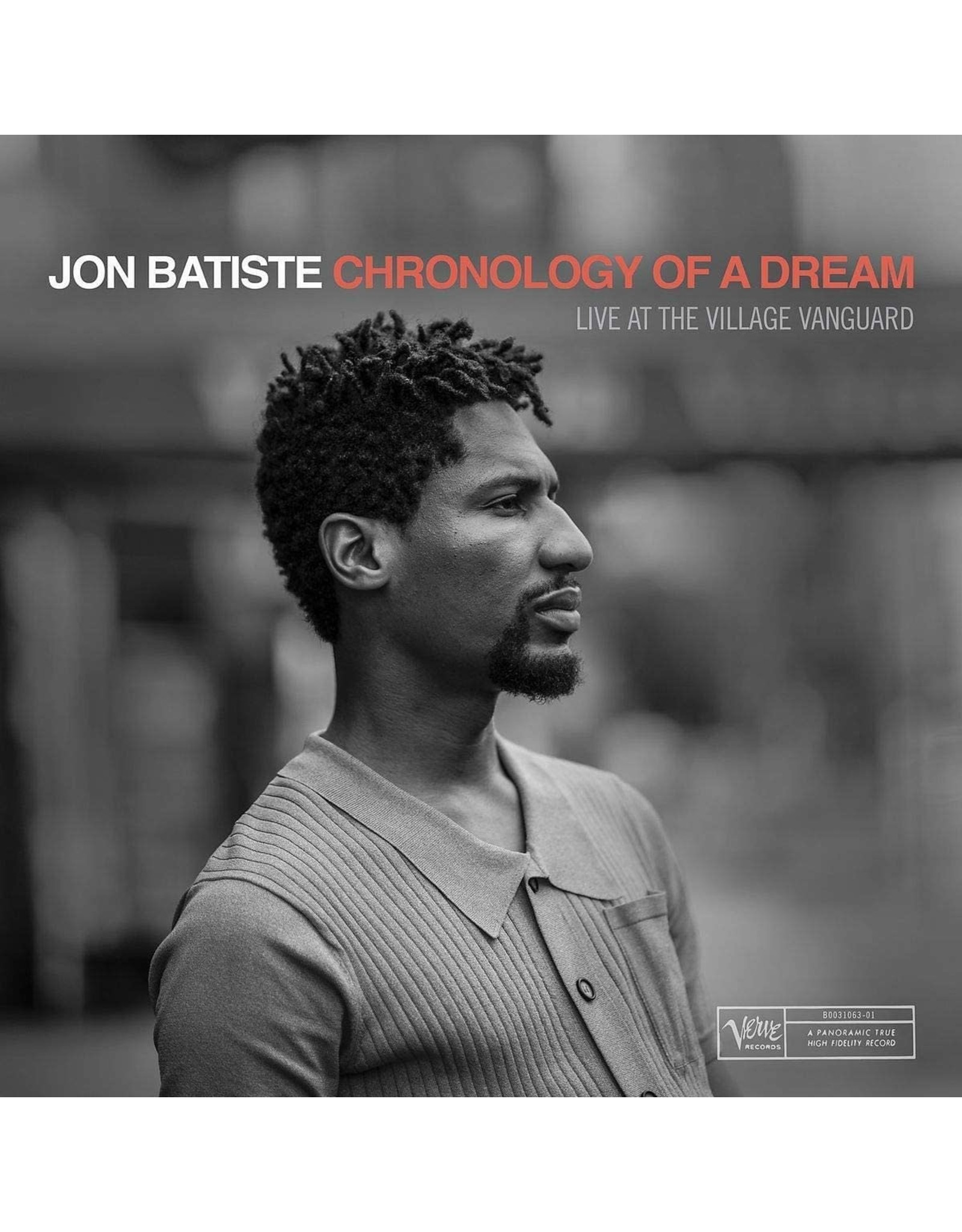 Jon Batiste - Chronology of a Dream (Live At The Village Vanguard)