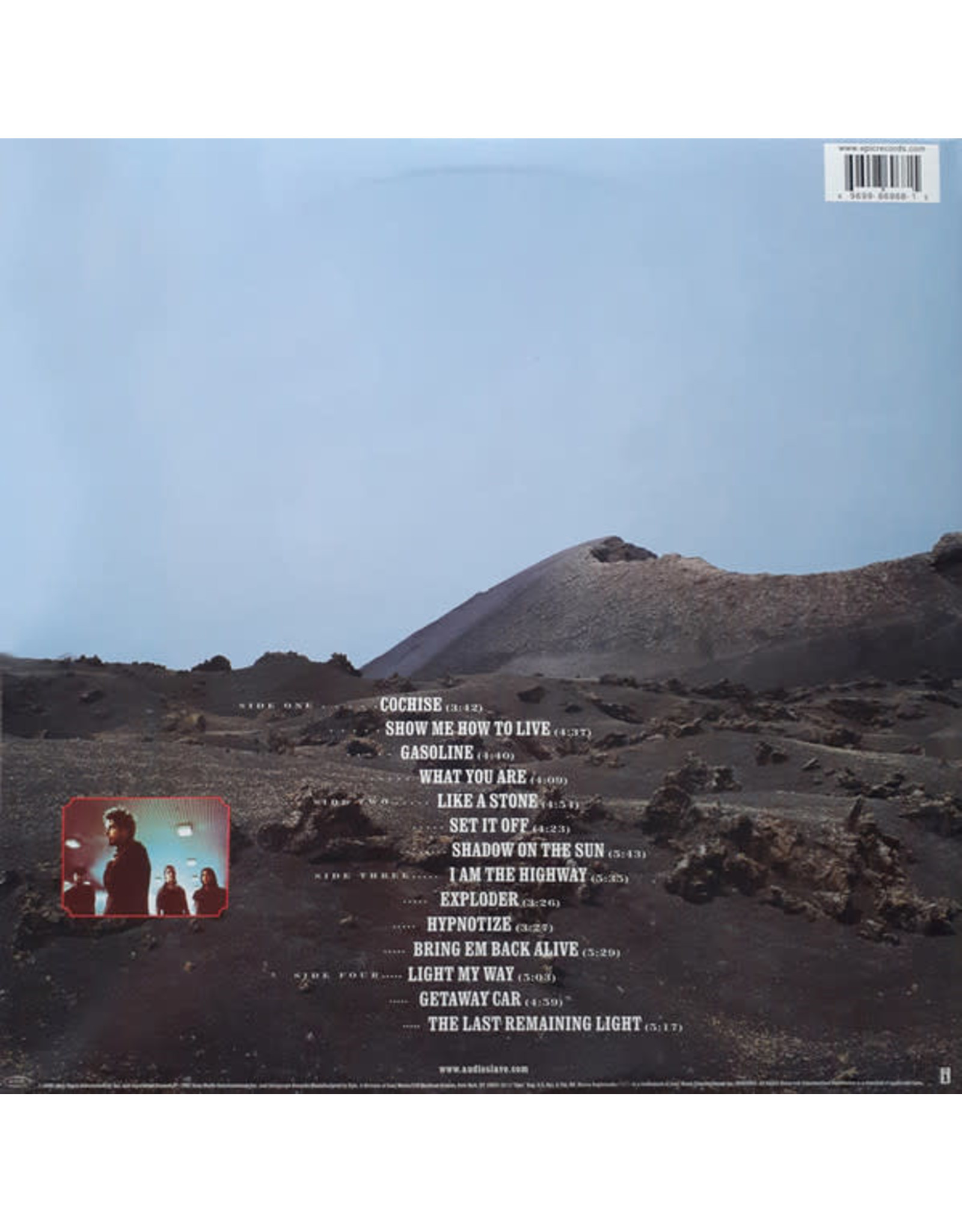 Audioslave - Audioslave (15th Anniversary)