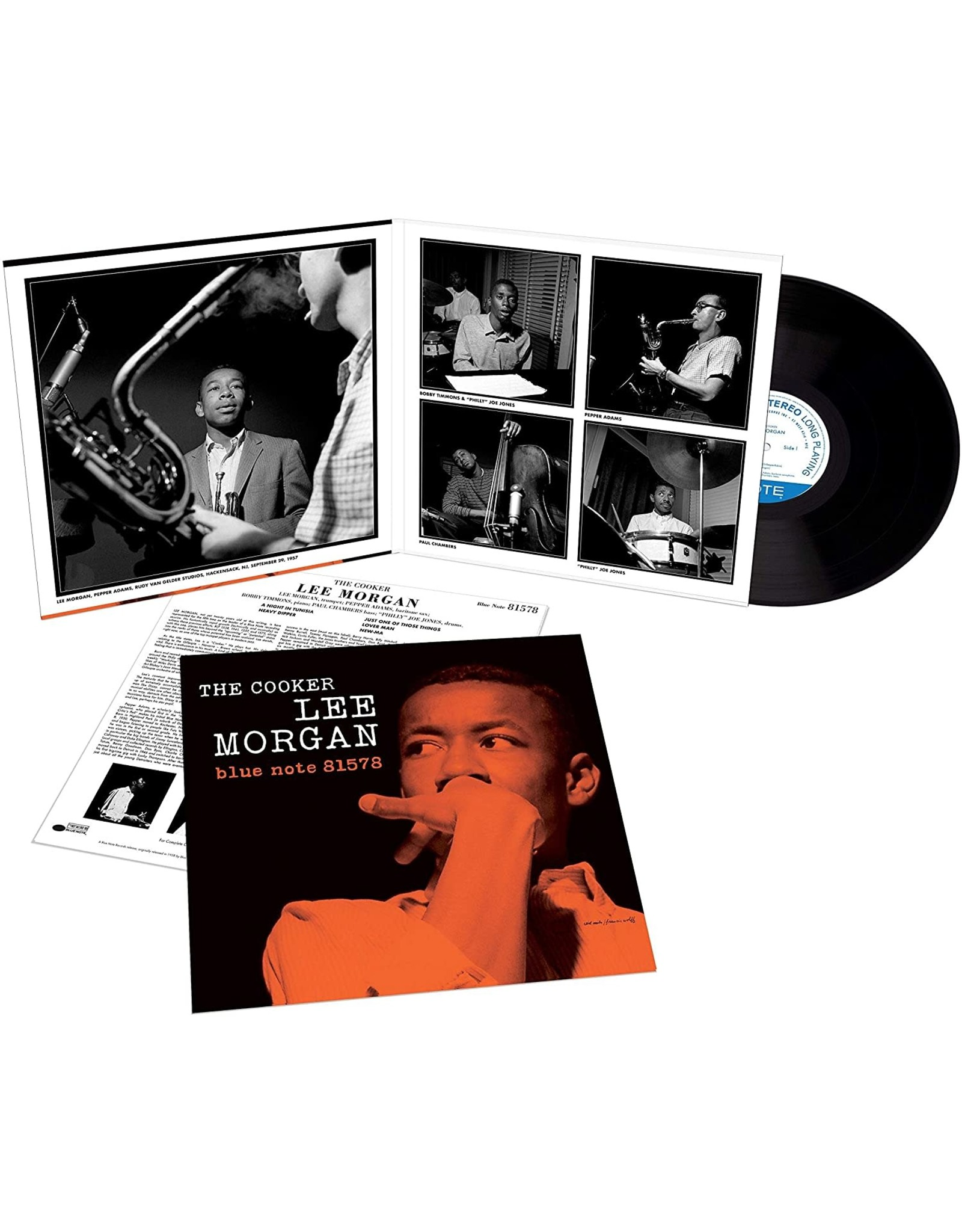 Lee Morgan - The Cooker (Blue Note Tone Poet)