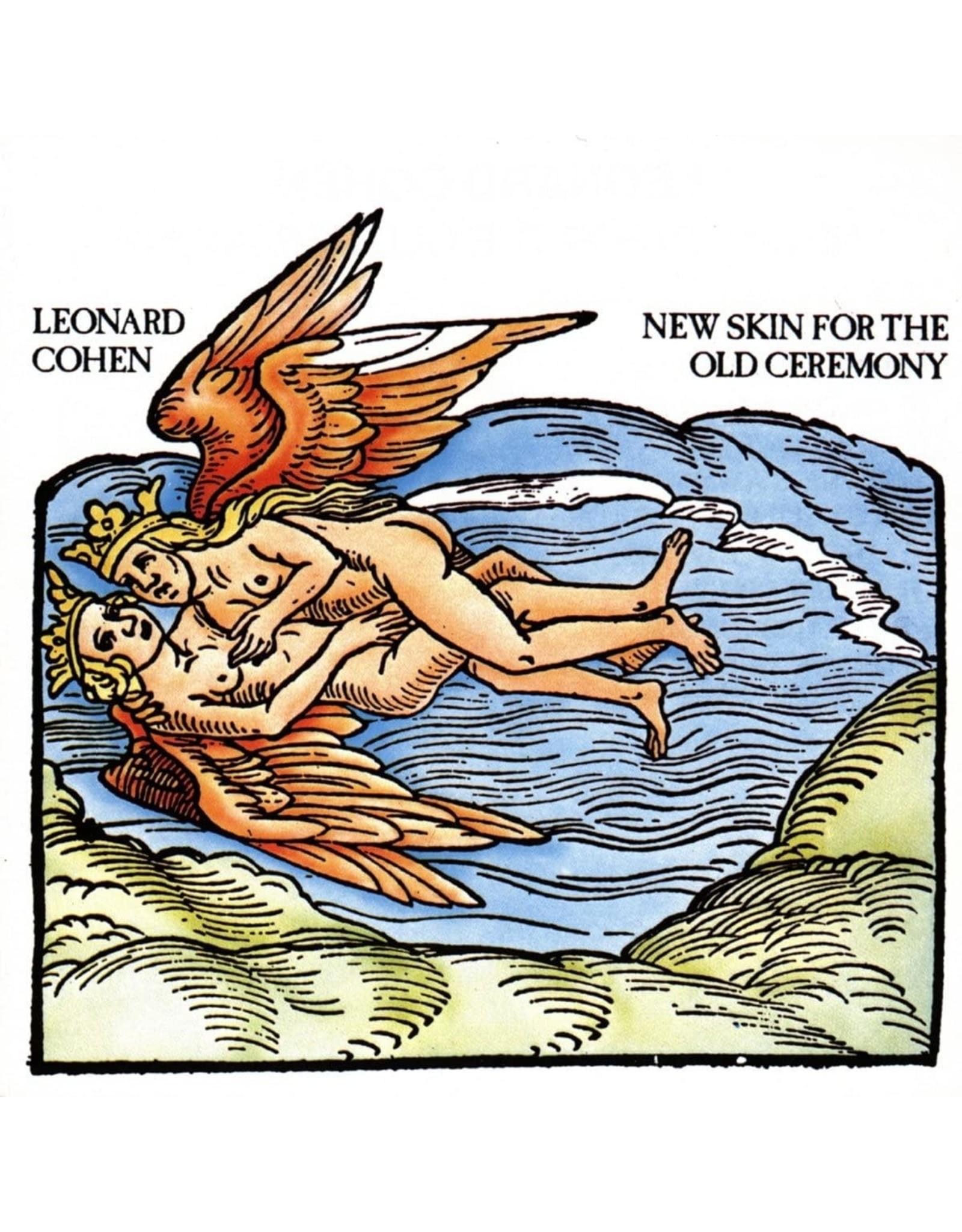 Leonard Cohen - New Skin For Old Ceremony