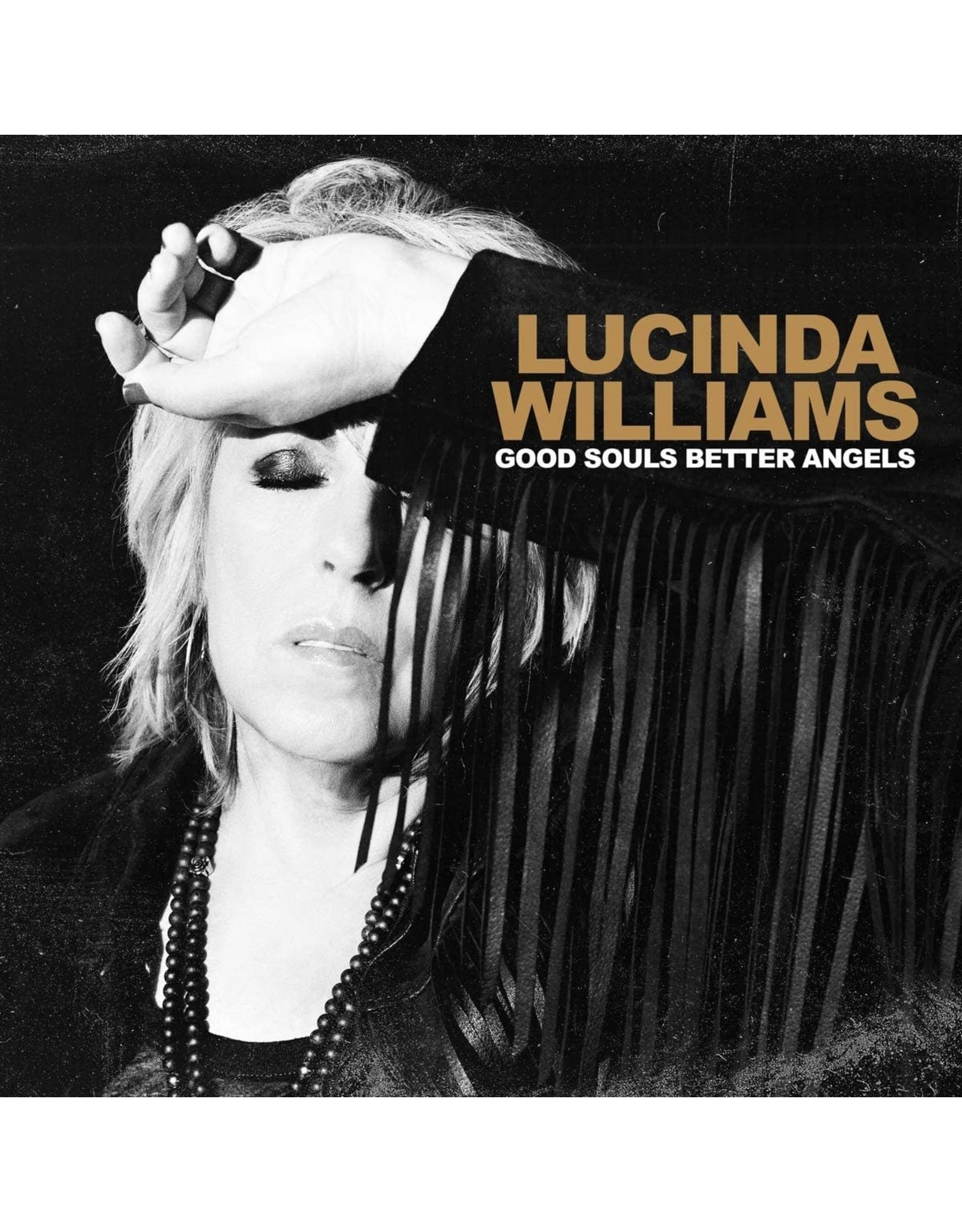 Lucinda Williams - Good Souls Better Angels (Deluxe Edition)