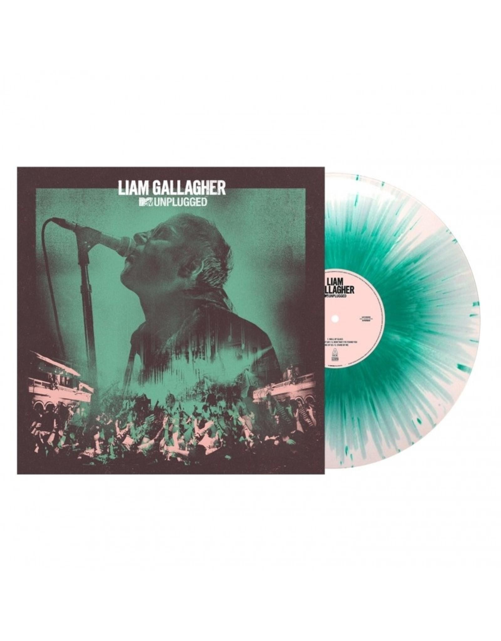 Liam Gallagher - MTV Unplugged (Exclusive Splatter Vinyl)