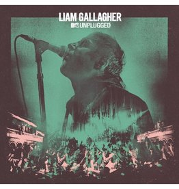 Liam Gallagher - MTV Unplugged (Exclusive Splatter Vinyl)