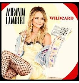 Miranda Lambert - Wildcard (Red Vinyl)