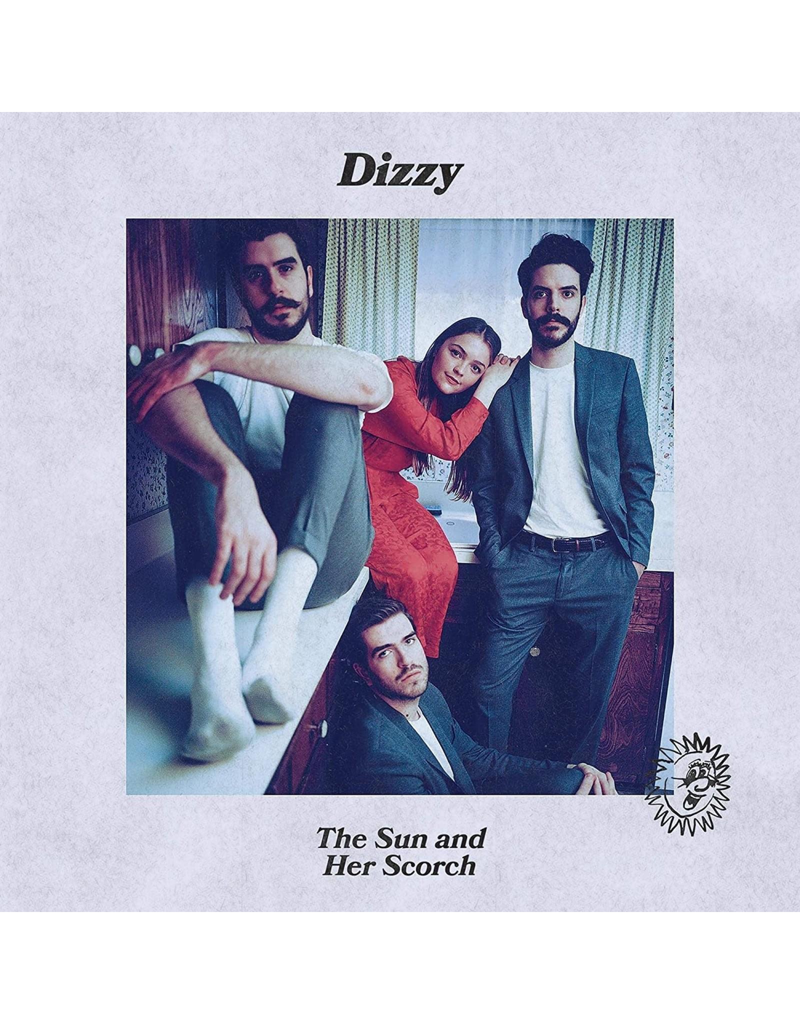 Dizzy - The Sun and Her Scorch (Coke Bottle Clear Vinyl)
