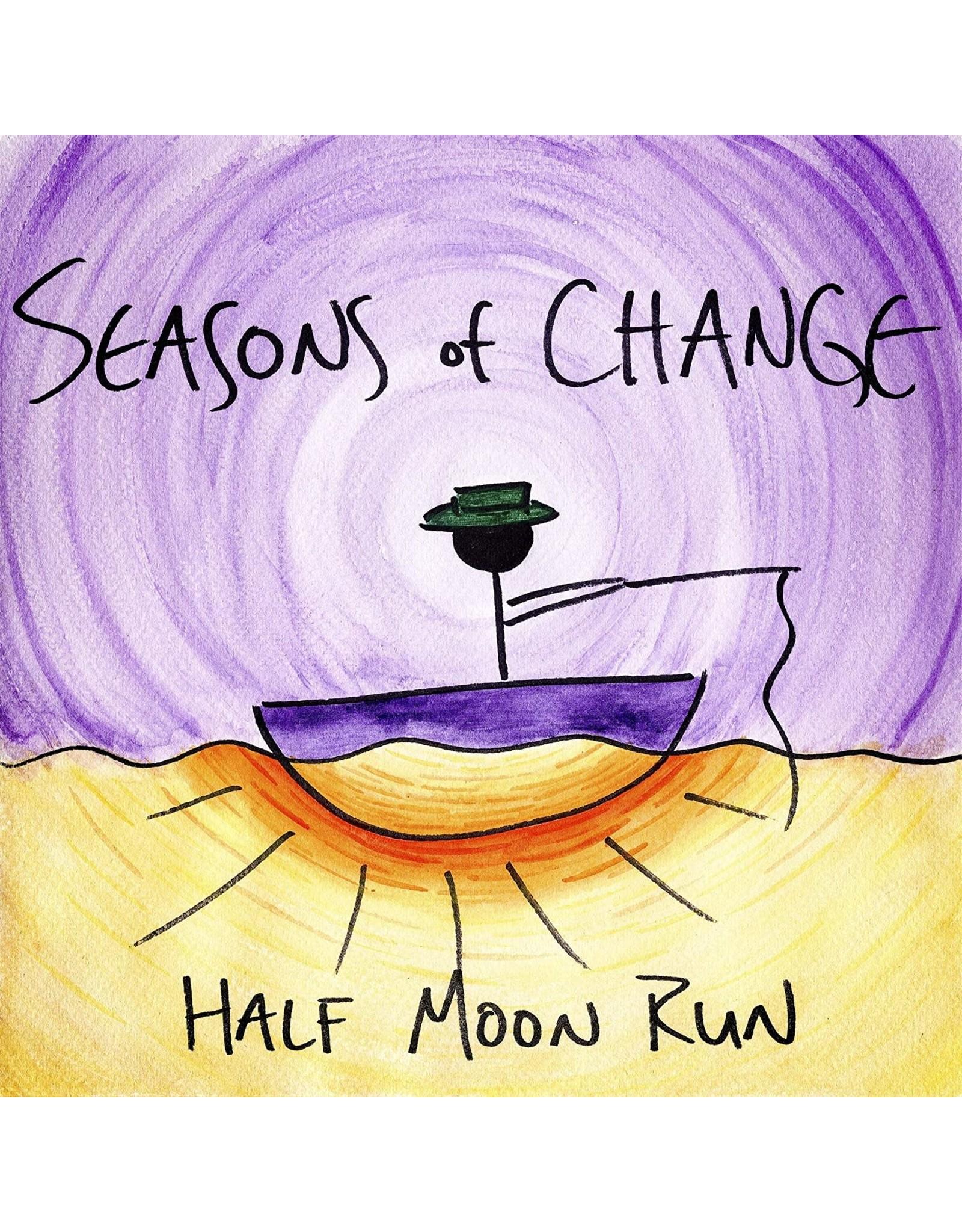 Half Moon Run - Seasons of Change EP