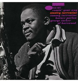 Stanley Turrentine - Comin' Your Way (Blue Note Tone Poet)