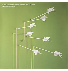 Modest Mouse - Good News For People Who Like Bad News