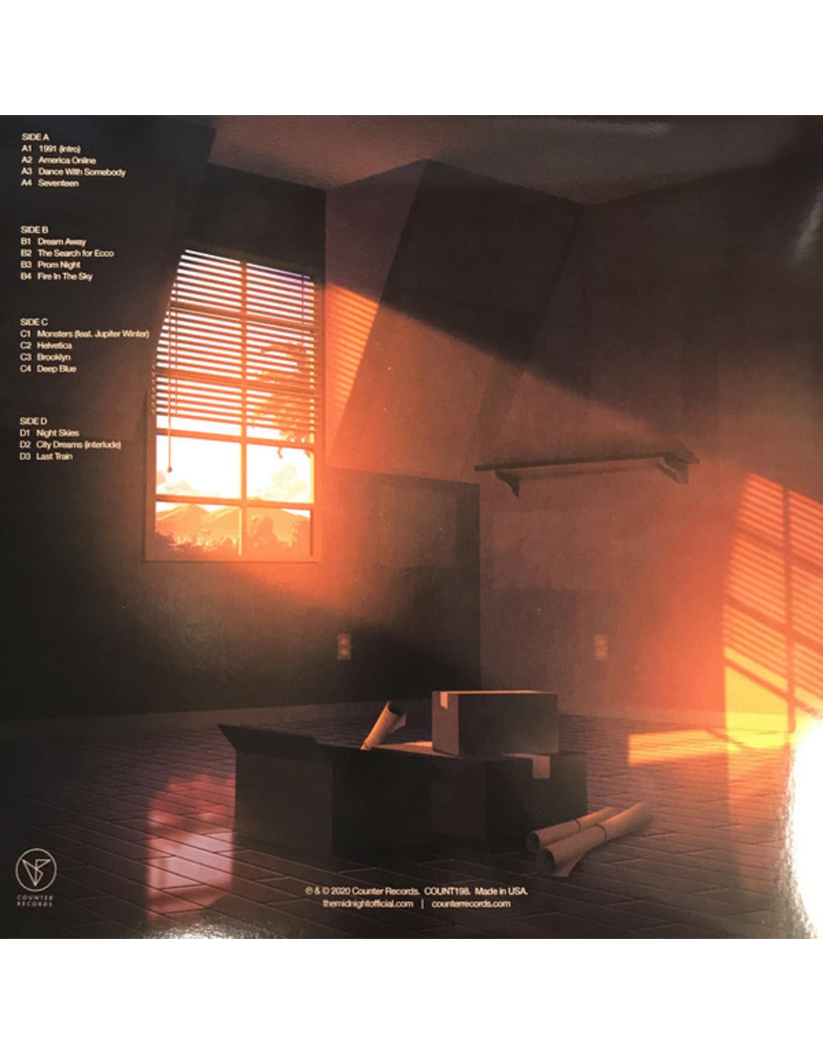 Midnight - Monsters (Purple Swirl Vinyl)