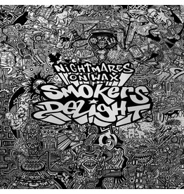 Nightmares On Wax - Smoker's Delight ( Coloured Vinyl)