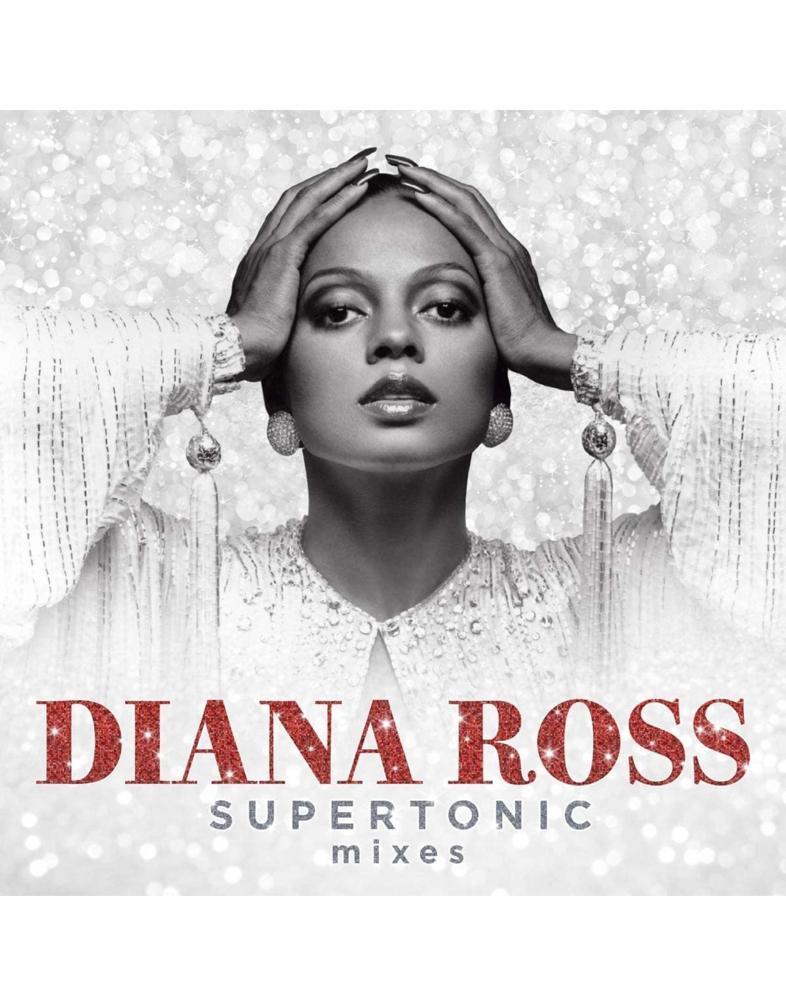 Diana Ross - Supertonic Mixes (Crystal Clear Vinyl)