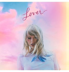 Taylor Swift - Lover (Pink & Blue Vinyl)