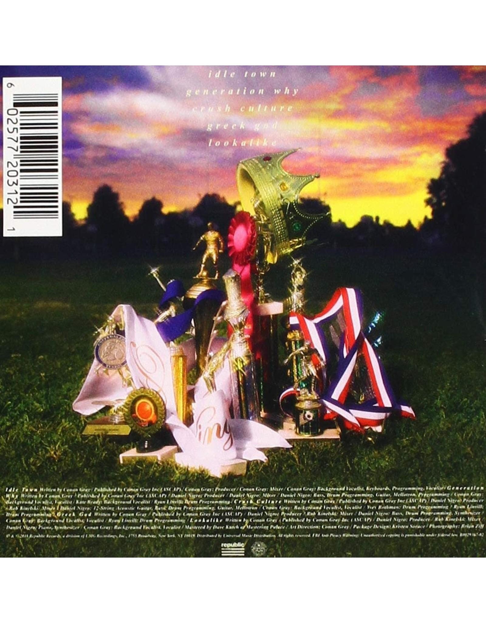 Conan Gray - Sunset Season EP (Teal Marble Vinyl)