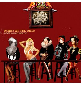 Panic! At The Disco - A Fever You Can't Sweat Out