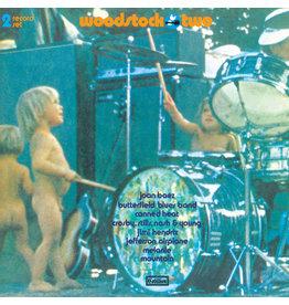 Various - Woodstock Two (Orange & Green Vinyl)