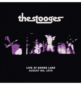 Stooges - Live At Goose Lake (August 8th, 1970)
