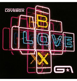 Groove Armada - Lovebox (Music On Vinyl) [Blue Vinyl]