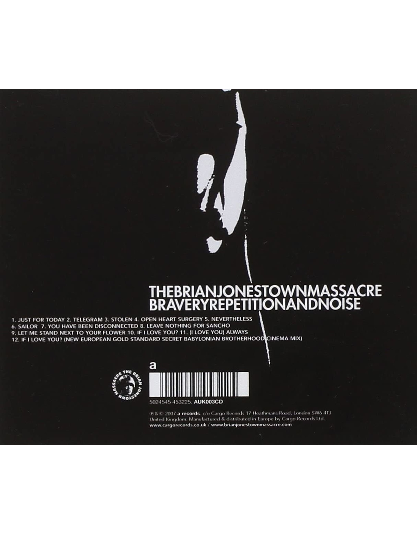 Brian Jonestown Massacre - Bravery Repetition and Noise