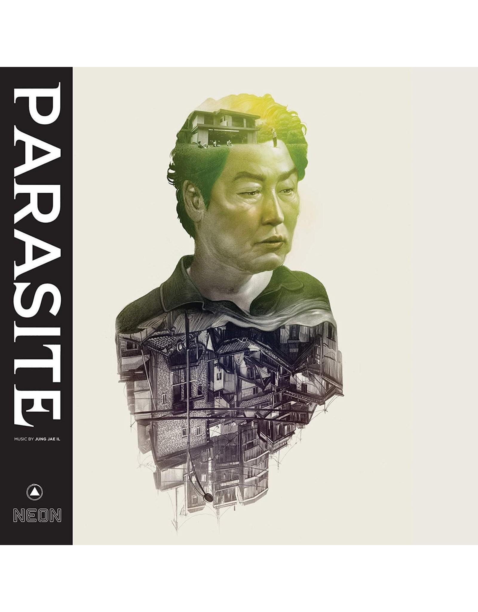 Jung Jae Il - Parasite (Film Soundtrack) [Oscar Gold Vinyl]